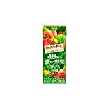キリン 無添加野菜 48種の濃い野菜100%