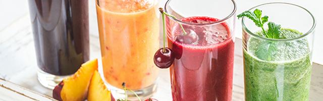 野菜摂取方法 野菜ジュース・青汁