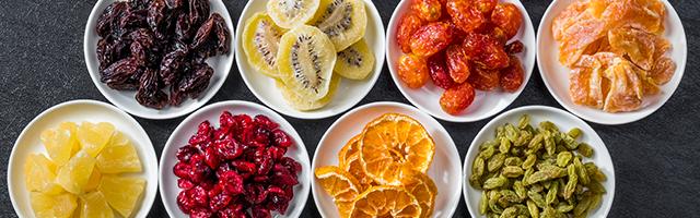 野菜摂取方法 ドライフルーツ