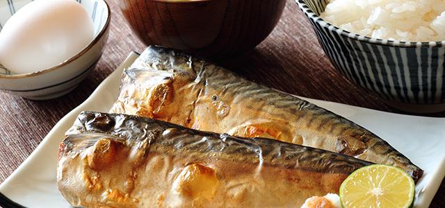 【魚不足対策①】青魚を食べる