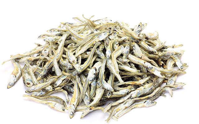 アーモンドフィッシュ 小魚栄養