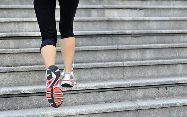 踏み台昇降運動ダイエット
