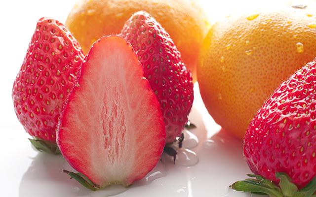 葉酸の多い食材 果物類5つ