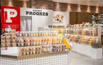 東京のドライフルーツ専門店プログレ(Progres)