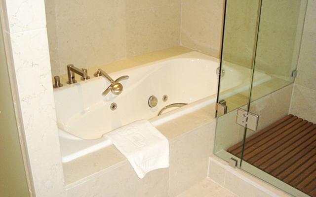 入浴は熱めのお湯でじっくり