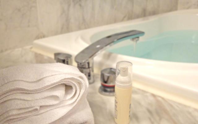 【運動しないで痩せる方法】入浴は熱めのお湯でじっくり